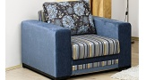 Кресло-кровать «Бергамо» (1Т)