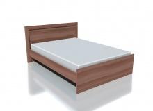 Кровать НМ 014.41-01 ЛР «Фиджи»