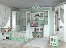 Набор мебели «Прованс» комплектация 1