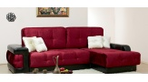 Угловой диван «Ницца» 1 (2Т-1ПФ)