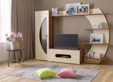 «Ларго» Шкаф комбинированный НМ 013.52