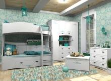 Набор мебели «Прованс» комплектация 3
