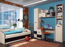 Набор мебели «Рико» ЛДСП Венге Магия комплектация 2